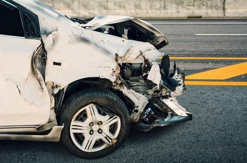לאחר תאונה ללא נפגעים