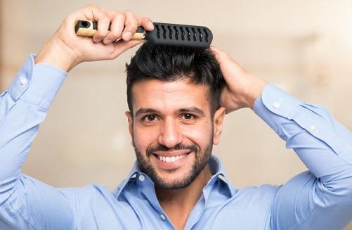 השתלת השיער הרדמה מקומית